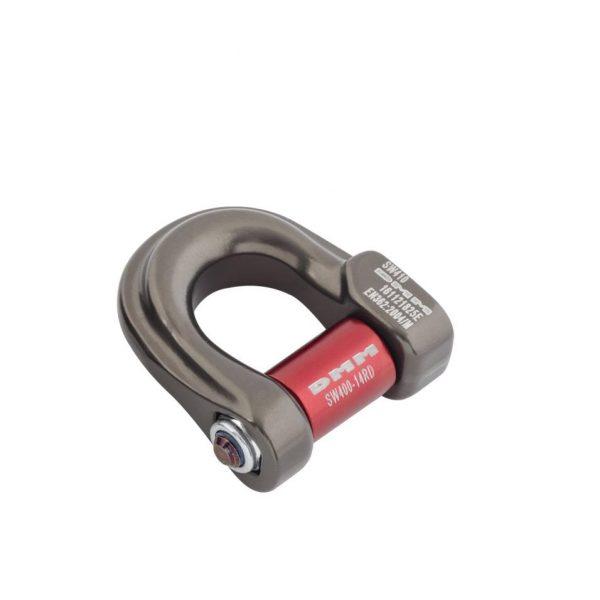 Compact Shackle D Titanium : DMM